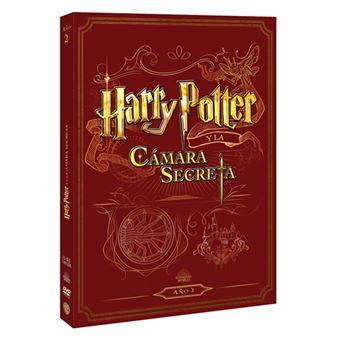 Harry Potter y la cámara secreta - DVD