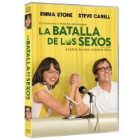 La batalla de los sexos - DVD