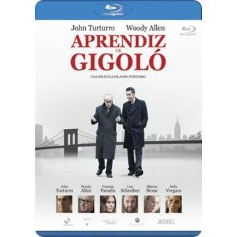 Aprendiz de gigoló - Blu-Ray