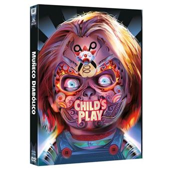 El muñero diabólico - Ed Halloween - DVD
