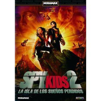 Spy Kids 2: La isla de los sueños perdidos - DVD