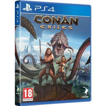 Conan Exiles Ed. Day One PS4