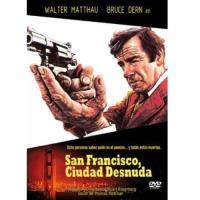San Francisco, ciudad desnuda - DVD