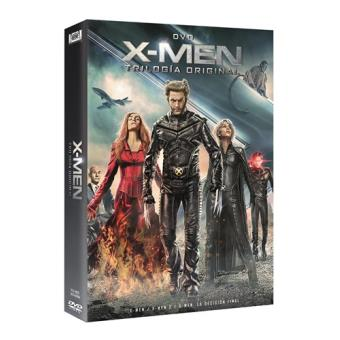 Pack X-Men La trilogía original - DVD