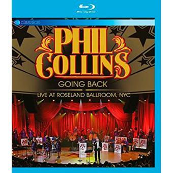 Going Back. Live at Roseland Ballroom, NYC (Blu-Ray)