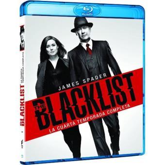 The Blacklist  Temporada 4 - Blu-Ray