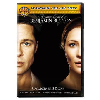 El curioso caso de Benjamin Button - DVD