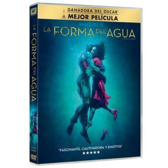 La forma del agua - DVD