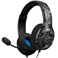 Auriculares con cable LVL40 Negro camuflaje para PS4