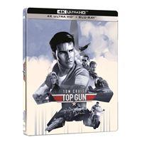 Top Gun: Ídolos del aire (1986) - Steelbook UHD + Blu-Ray