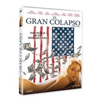 El gran colapso - DVD