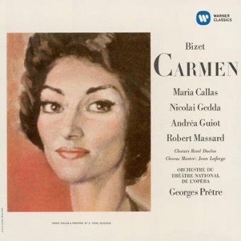 Bizet: Carmen 1964 María Callas. Remasterizada