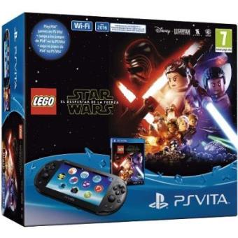 PS Vita + LEGO Star Wars