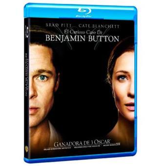 El curioso caso de Benjamin Button - Blu-Ray