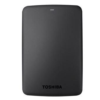 Disco duro portátil Toshiba Canvio Basics 3TB 2,5'' Negro