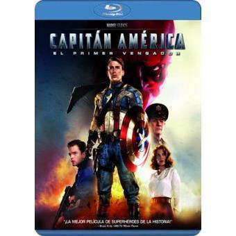 Capitán América: El primer vengador - Blu-Ray