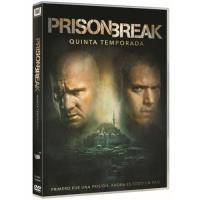 Prison Break Event  Temporada 5 - DVD