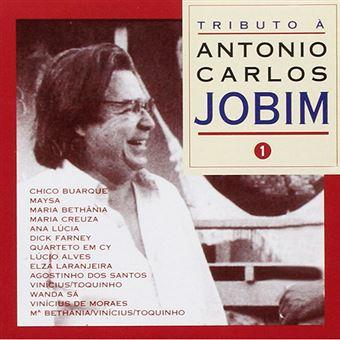 Tributo a Antonio Carlos Jobim - Vol. 1