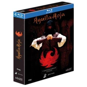 Águila RojaÁguila Roja - Temporada 1 - Blu-Ray