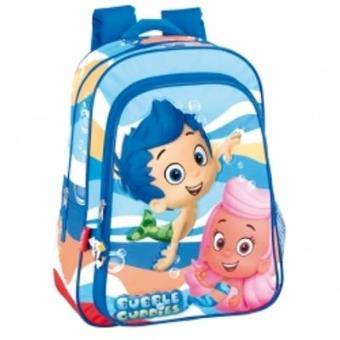Daypack infantil Bubble Guppies Waves