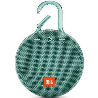 Altavoz Bluetooth JBL Clip 3 River Teal