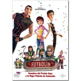 Futbolín - DVD