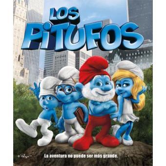 Los Pitufos - Blu-Ray