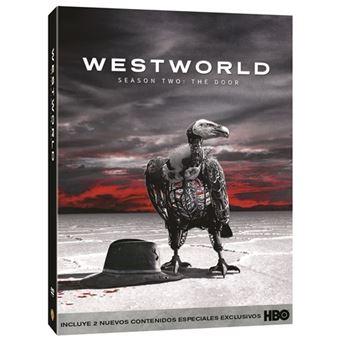 Westworld  Temporada 2 - DVD