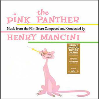 The Pink Panther B.S.O. - Vinilo - Ed deluxe