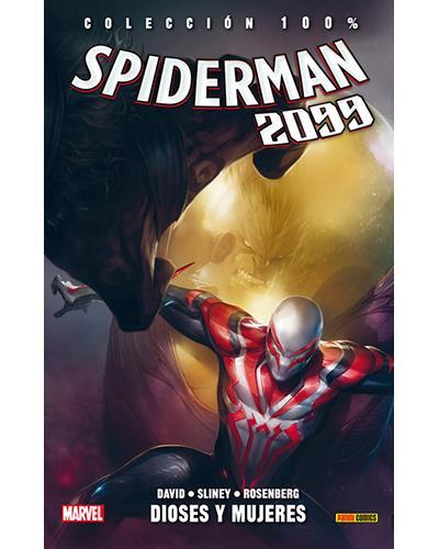 Spiderman 2099 4: Dioses y mujeres