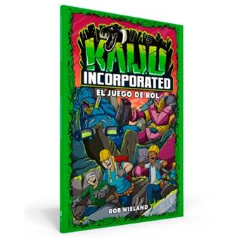 Kaiju Incoporated