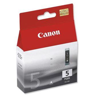 Cartucho de tinta Canon PGI-5BK Negro