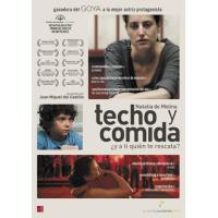 Techo y comida - DVD