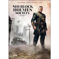Sherlock Holmes Society 3