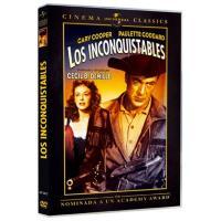 Los inconquistables - DVD