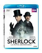 Sherlock. La novia abominable - Blu-Ray