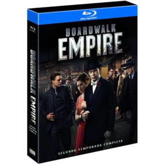 Boardwalk EmpireBoardwalk Empire  Temporada 2 - Blu-Ray