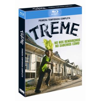 Treme - Temporada 1 - Blu-Ray
