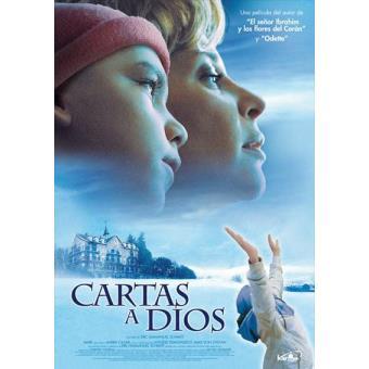 Cartas a Dios - DVD