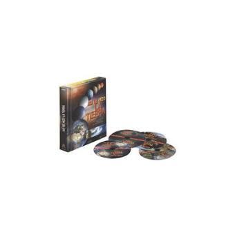 Pack Así se hizo la tierra - DVD