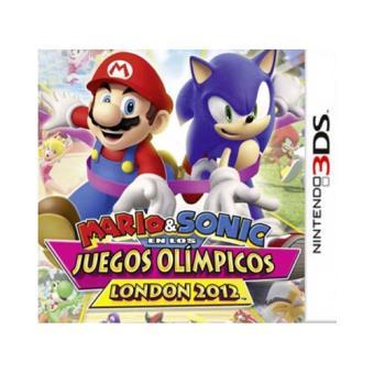 Mario & Sonic en los Juegos Olímpicos London 2012 Nintendo 3DS