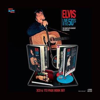 Live in the 50's (Ed. CD + libro)