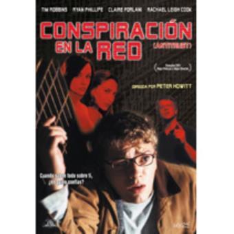 Conspiración en la red - DVD