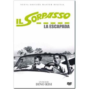 La escapada - DVD