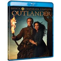 Outlander Temporada 5 - Blu-ray