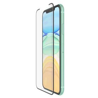Protector de pantalla Belkin Tempered Curve para iPhone 11/Xr