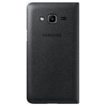 """Funda con billetera Samsung Flip Wallet  5,2"""" J5 2016 negro"""