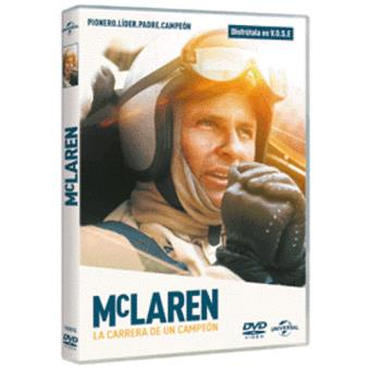 McLaren : La Carrera de un Campeón V.O.S. - DVD