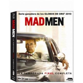 Mad MenMad Men - Temporada 7 Partes 1 y 2 - Exclusiva Fnac - Blu-Ray