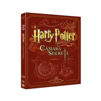 Harry Potter y la cámara secreta - Blu-Ray